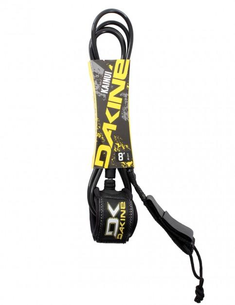 DaKine Kainui surfboard leash 8ft - Black