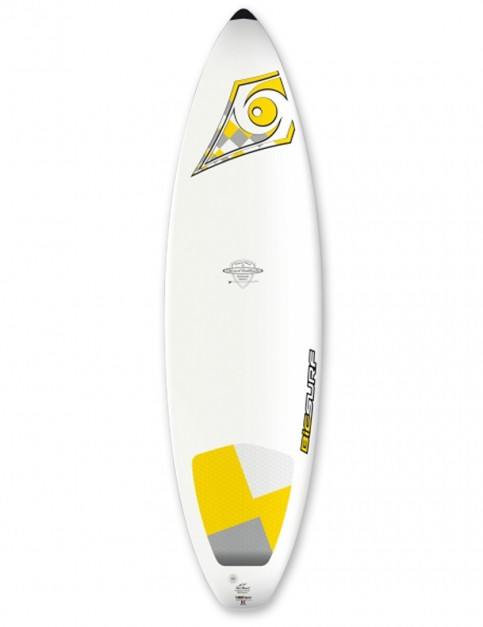 Bic DURA-TEC Shortboard surfboard 6ft 7 - Yellow