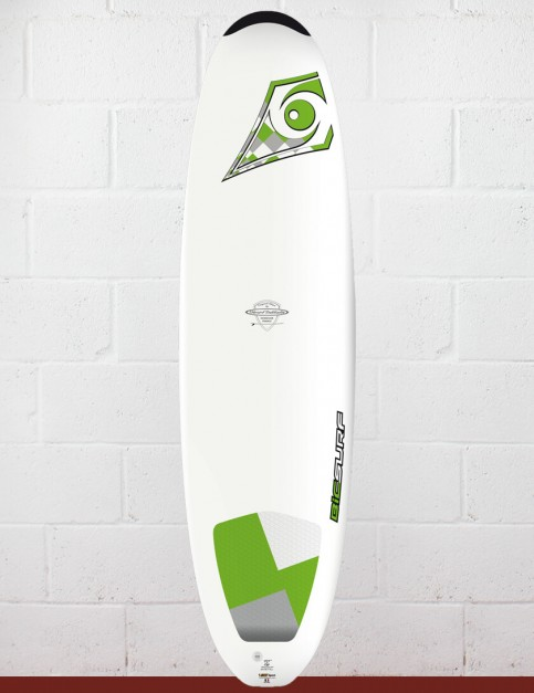 Bic DURA-TEC Egg surfboard 7ft 0 - Green