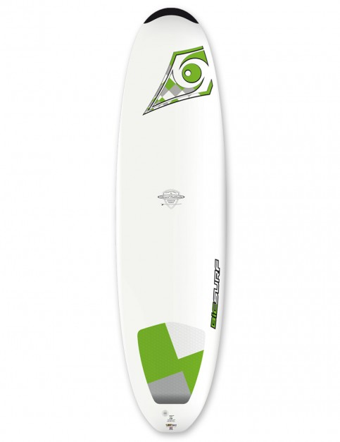 Bic Egg surfboard 7ft 0 - Green