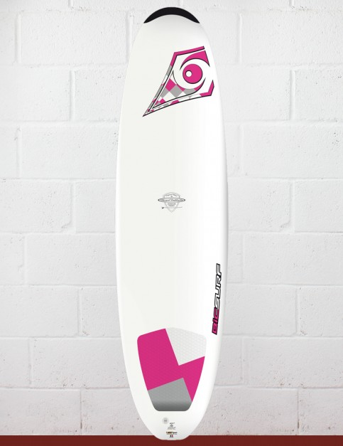 Bic DURA-TEC Wahine Egg surfboard 7ft 0 - Pink