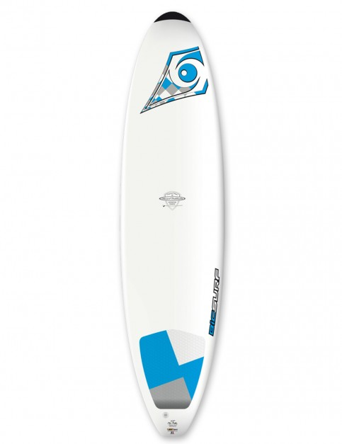 Bic Mini Mal surfboard 7ft 3 - Blue