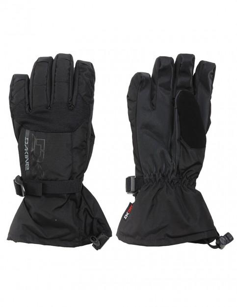 DaKine Scout Short snow gloves - Black
