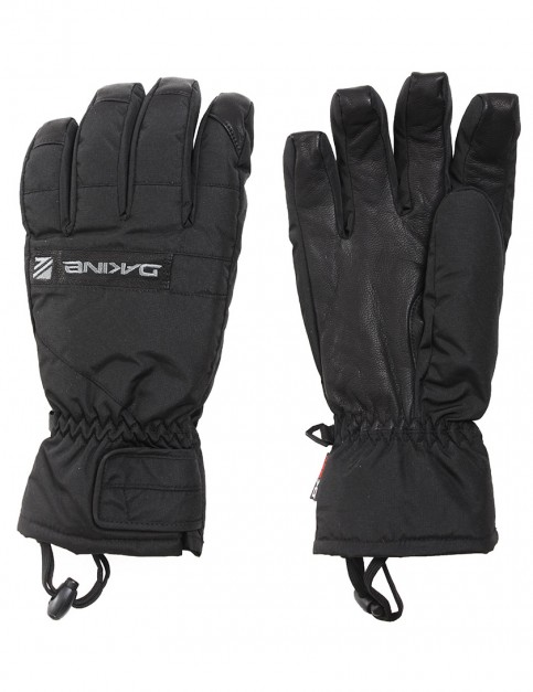 DaKine Nova Short snow gloves - Black