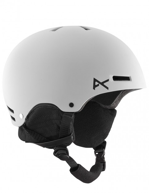 Anon Raider helmet - White