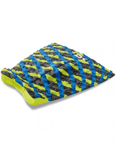 DaKine Parko Pro surfboard tail pad - Black/Citron/Cyan