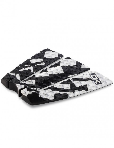 DaKine Lien surfboard tail pad - White/Black