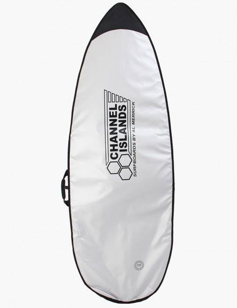 Channel Islands Team Light Shortboard 5mm 6ft 4 Surfboard bag - Silver