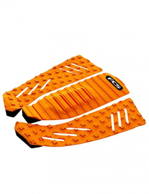 FCS T-5 Surfboard Tail Pad - Orange