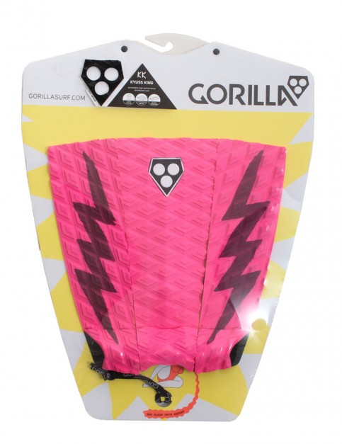 Gorilla Kyuss King surfboard tail pad - Pop Pow