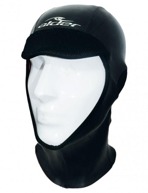Alder Stealth 2mm Wetsuit Hood - Black