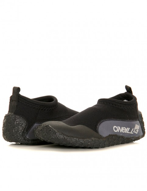O'Neill Reactor 2mm Reef Bootie - Black/Grey