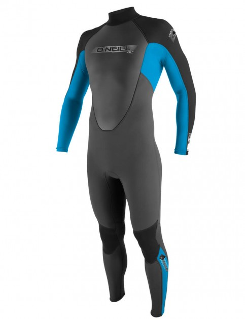 O'Neill Reactor 3/2mm wetsuit 2016 - Graphite/Tahiti/Black