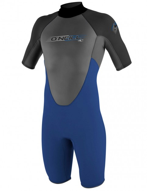 O'Neill Reactor Shorty 2mm wetsuit 2017 - Navy/Graphite/Black