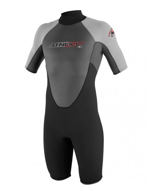 O'Neill Reactor Shorty 2mm wetsuit 2016 - Black Graphite/Flint