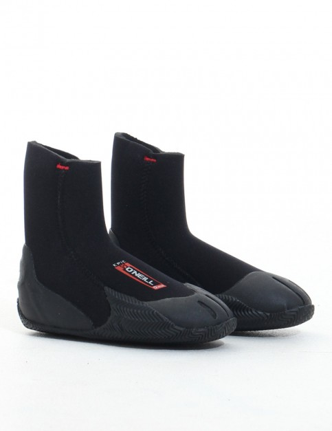Oneill Wetsuits Youth Epic 5mm Wetsuit boots - Black