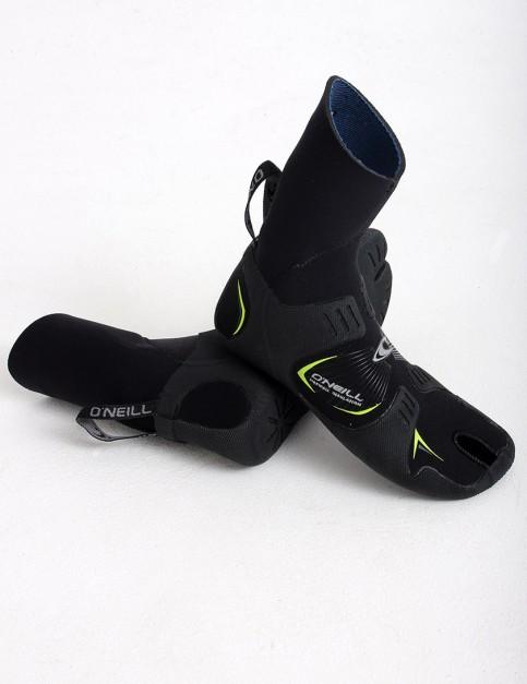 Oneill Wetsuits Mutant Split Toe 3mm Wetsuit boots - Black
