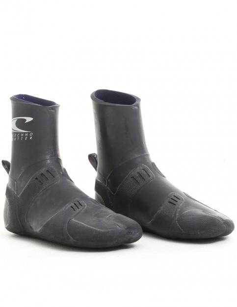 O'Neill Gooru Split Toe 5mm Wetsuit Boots - Black