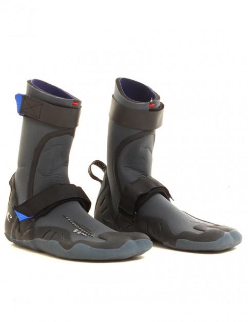 O'Neill PsychoTech Internal Split Toe 6/4mm Wetsuit Boots - Black