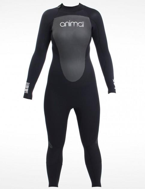 Animal Wetsuits Ladies AX 5/4/3mm Winter 2014 - Black