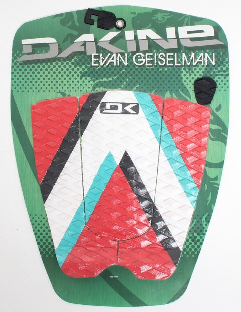 DaKine Evan Geiselman Pro Tail pad - Red