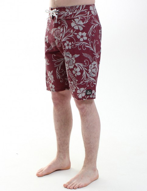 DaKine Kahuna Boardies - Burgundy