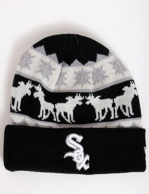 New Era The Mooser Chicago White Sox Cuff beanie - Navy