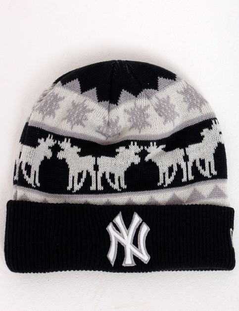 New Era The Mooser New York Yankees Cuff beanie - Navy
