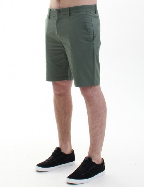 Volcom Frickin Tight Chino shorts - Cedar Green