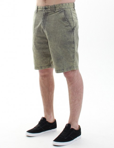 Volcom Frozen Regular Chino Mix shorts - Dark Grey