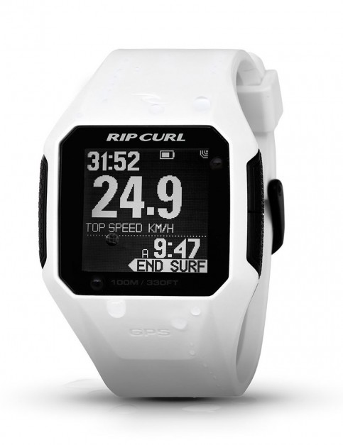 Rip Curl Wetsuits Search GPS Surf watch - White