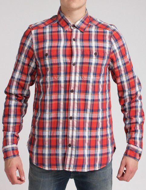 Deus ex Machina Flanno Shirt - Indian