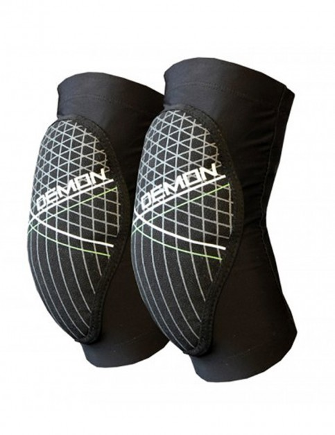 Demon Soft Cap Pro Elbow pads - Black