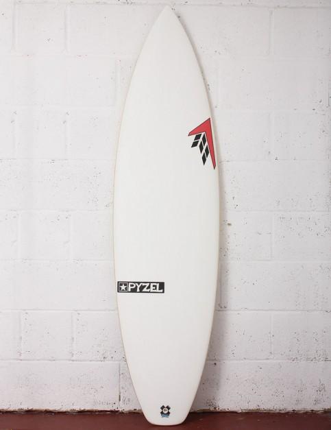Firewire FST The Slab Surfboard 5ft 8 FCS II - White