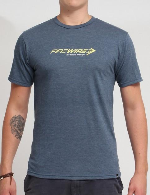 Firewire Future Of Shape T shirt - Navy Heather