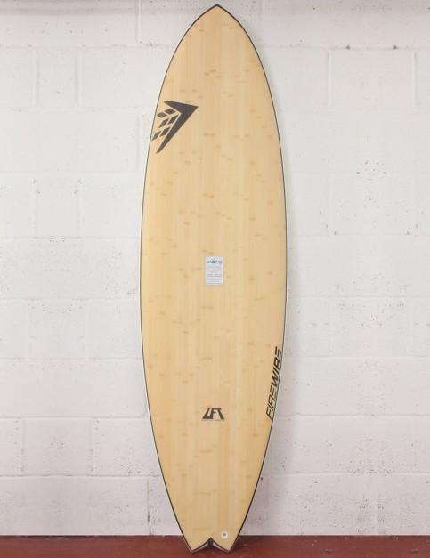 Firewire LFT Addvance Surfboard 6ft 6 FCS II - Natural Wood