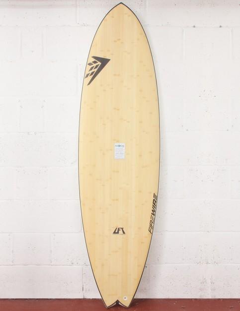 Firewire LFT Addvance Surfboard 6ft 8 FCS II - Natural Wood