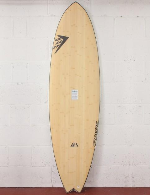Firewire LFT Addvance Surfboard 6ft 10 FCS II - Natural Wood