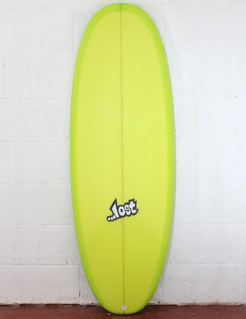 Lost Surfboards Bean Bag Surfboard 5ft 4 FCS II - Green