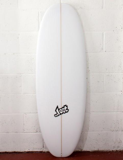 Lost Surfboards Bean Bag Surfboard 5ft 10 FCS II - White