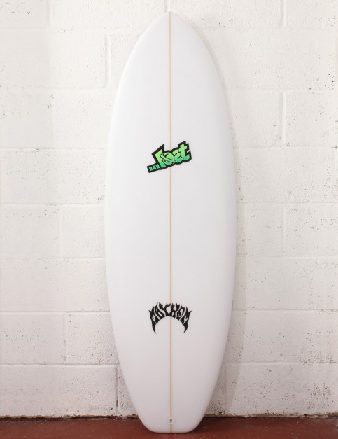 Lost Surfboards Puddle Jumper Surfboard 5ft 6 FCS II - White