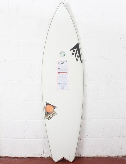 Firewire LFT V4 Surfboard FCS II 5ft 10 - White