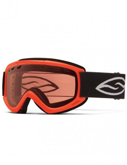 Smith Cascade Snow goggles - Neon Orange/RC36