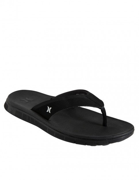 Hurley Flex Sandals - Black