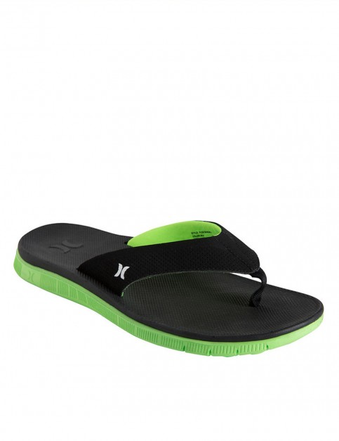 Hurley Flex Sandals - Flash Lime