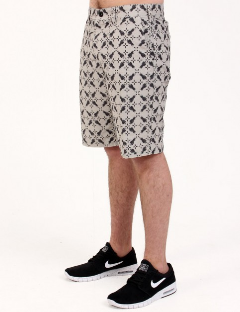 Hurley Collective Skull Chino shorts - Light Iron Ore