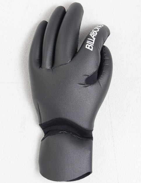 Billabong Xero 3mm Wetsuit gloves - Black/Black
