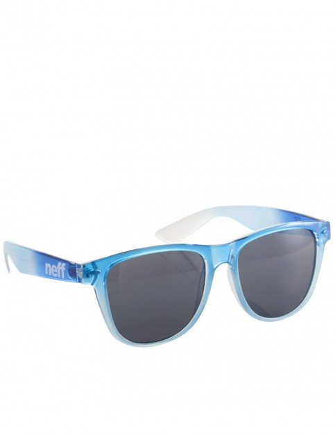 Neff Daily Sunglasses - Clear Blue