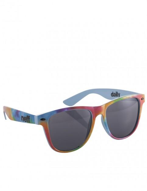 Neff Daily Sunglasses - Tie Dye Sky