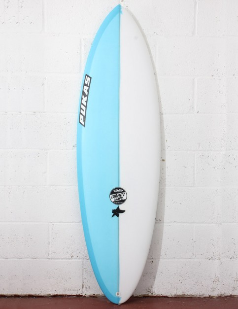 Pukas Original Sixtyniner Surfboard 5ft 10 FCS II - Blue